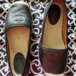 Slip on shoes, never worn